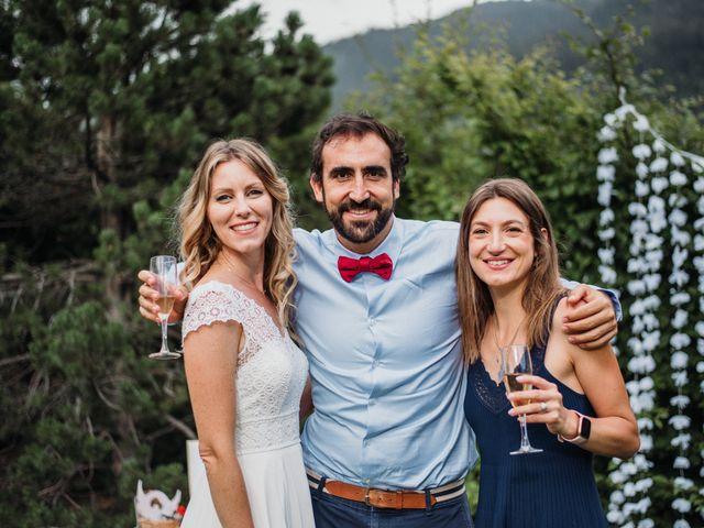 Le mariage de Adrien et Maëlys à La Giettaz, Savoie 22