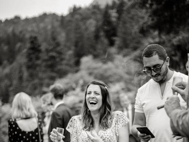 Le mariage de Adrien et Maëlys à La Giettaz, Savoie 23