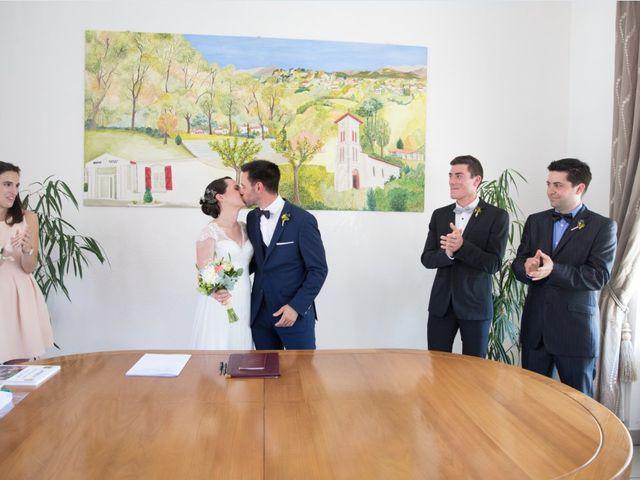 Le mariage de Jérôme et Stéphanie à Arcangues, Pyrénées-Atlantiques 11