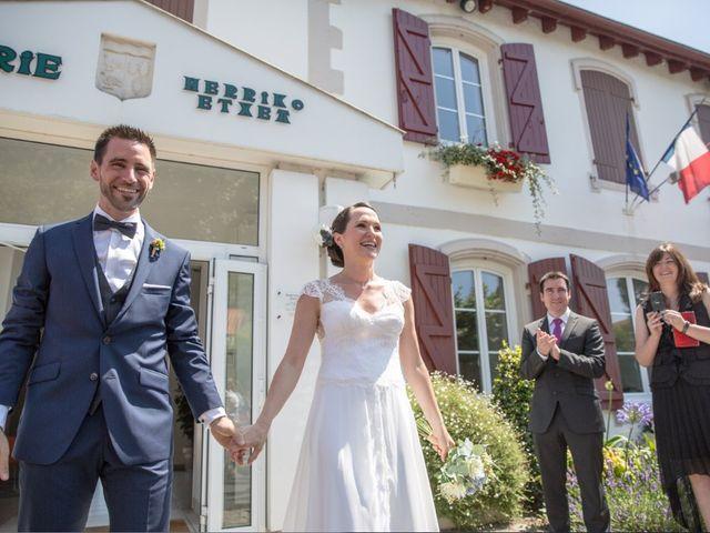 Le mariage de Jérôme et Stéphanie à Arcangues, Pyrénées-Atlantiques 12