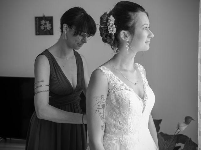 Le mariage de Dylan et Laura à Connantre, Marne 15