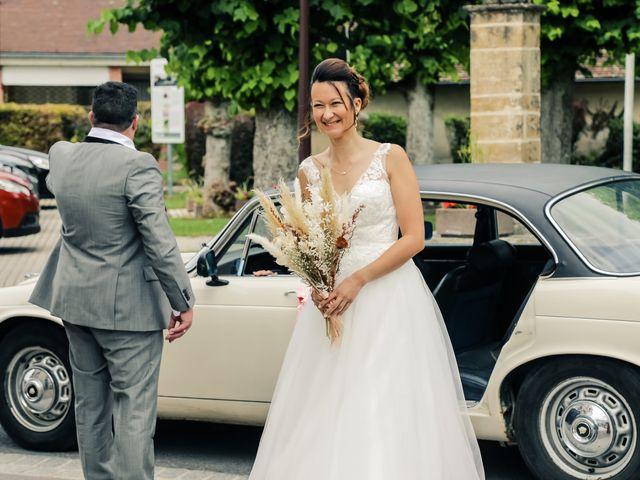 Le mariage de Dylan et Laura à Connantre, Marne 25