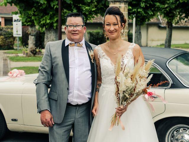 Le mariage de Dylan et Laura à Connantre, Marne 26