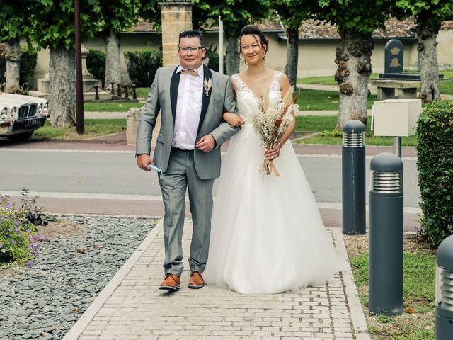 Le mariage de Dylan et Laura à Connantre, Marne 28