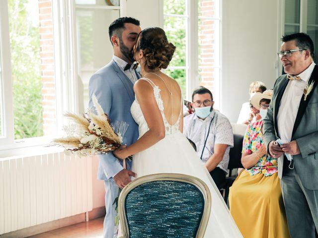 Le mariage de Dylan et Laura à Connantre, Marne 29