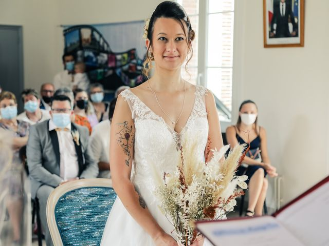 Le mariage de Dylan et Laura à Connantre, Marne 31