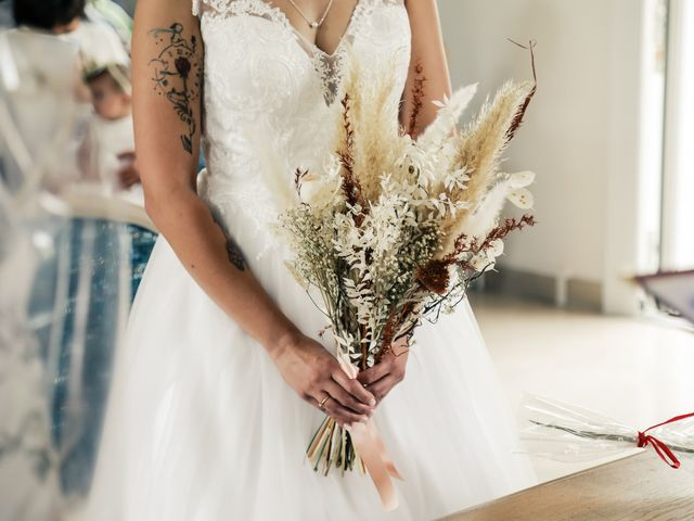Le mariage de Dylan et Laura à Connantre, Marne 32