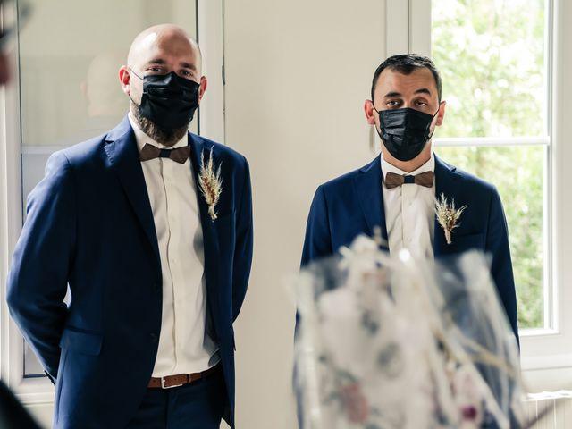 Le mariage de Dylan et Laura à Connantre, Marne 34