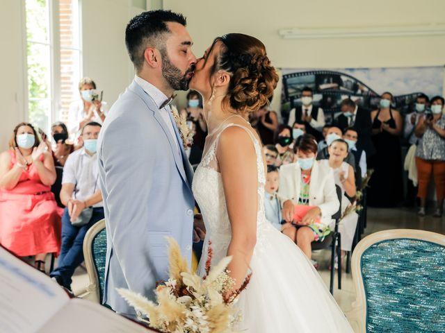 Le mariage de Dylan et Laura à Connantre, Marne 37