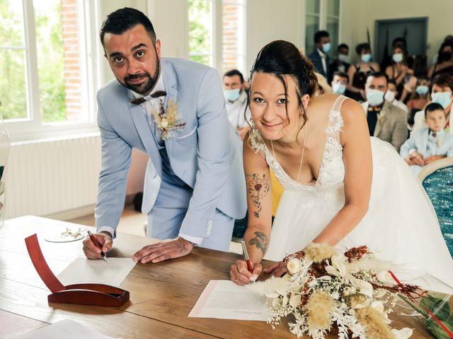 Le mariage de Dylan et Laura à Connantre, Marne 39