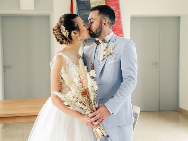 Le mariage de Dylan et Laura à Connantre, Marne 42