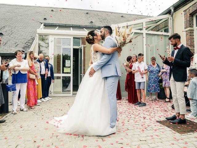 Le mariage de Dylan et Laura à Connantre, Marne 45