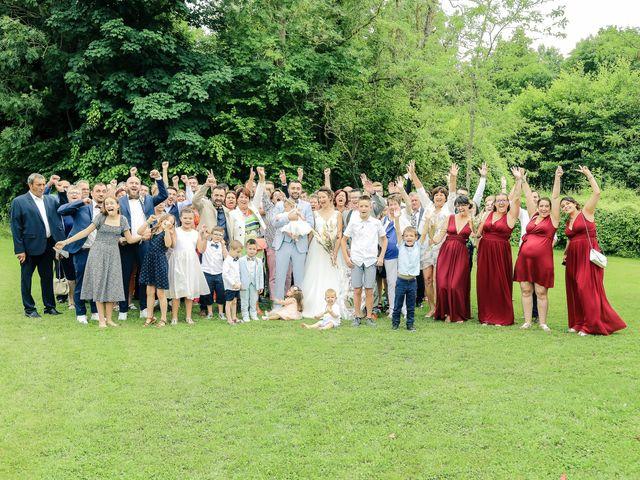 Le mariage de Dylan et Laura à Connantre, Marne 46