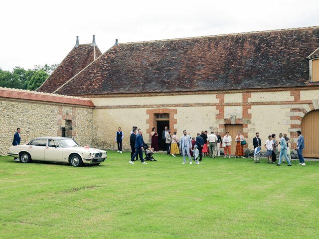 Le mariage de Dylan et Laura à Connantre, Marne 50