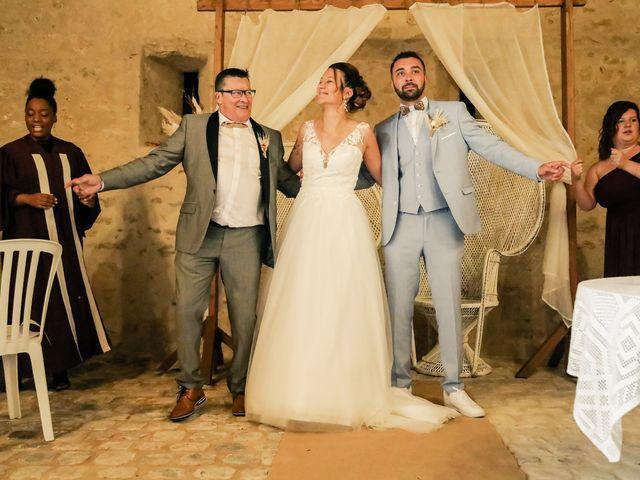 Le mariage de Dylan et Laura à Connantre, Marne 60