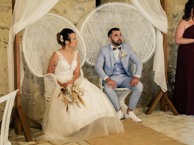 Le mariage de Dylan et Laura à Connantre, Marne 63