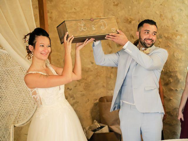 Le mariage de Dylan et Laura à Connantre, Marne 78