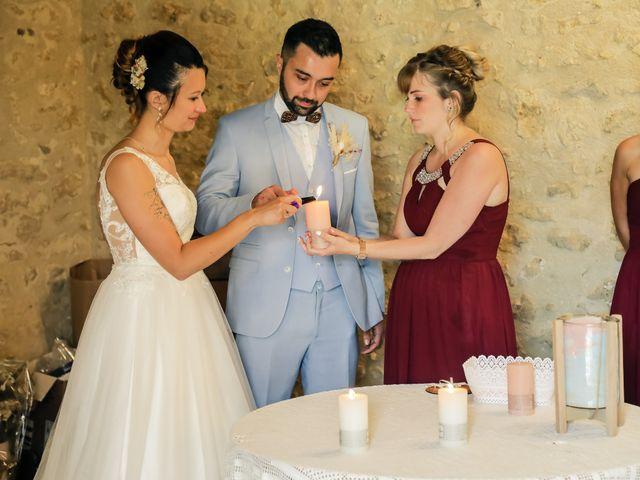 Le mariage de Dylan et Laura à Connantre, Marne 81