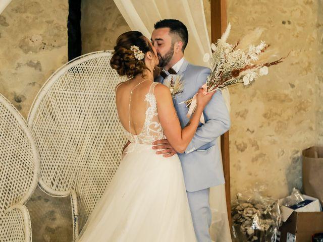 Le mariage de Dylan et Laura à Connantre, Marne 83