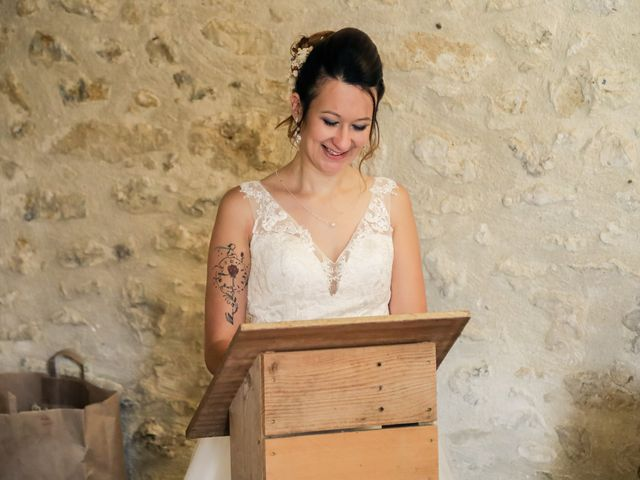 Le mariage de Dylan et Laura à Connantre, Marne 84