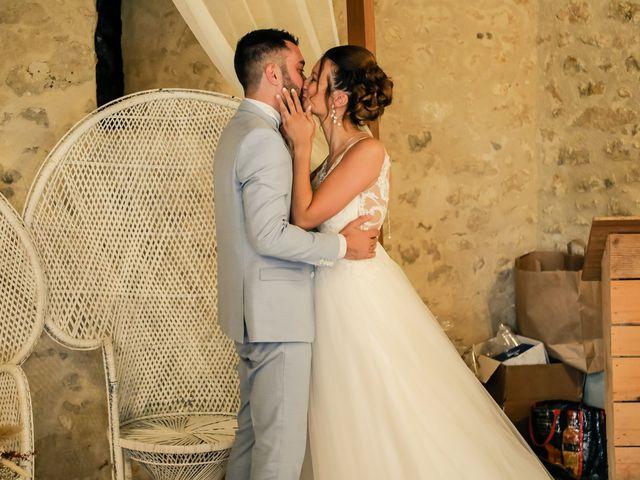 Le mariage de Dylan et Laura à Connantre, Marne 85