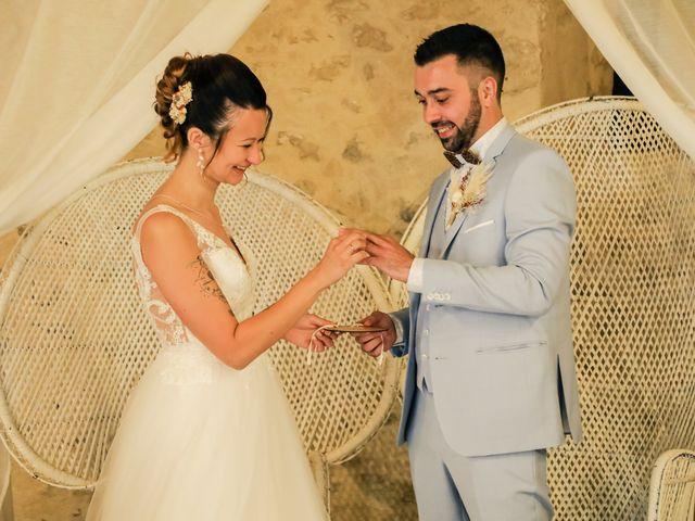 Le mariage de Dylan et Laura à Connantre, Marne 87