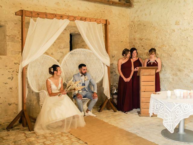 Le mariage de Dylan et Laura à Connantre, Marne 89