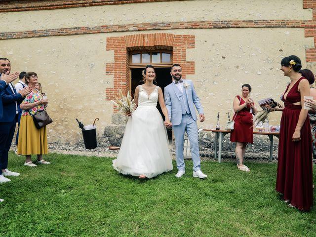 Le mariage de Dylan et Laura à Connantre, Marne 90