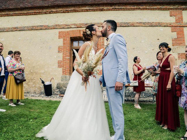 Le mariage de Dylan et Laura à Connantre, Marne 91
