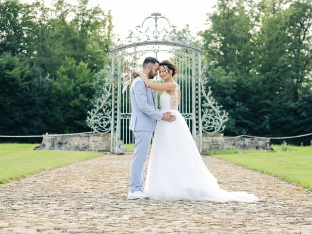 Le mariage de Dylan et Laura à Connantre, Marne 104