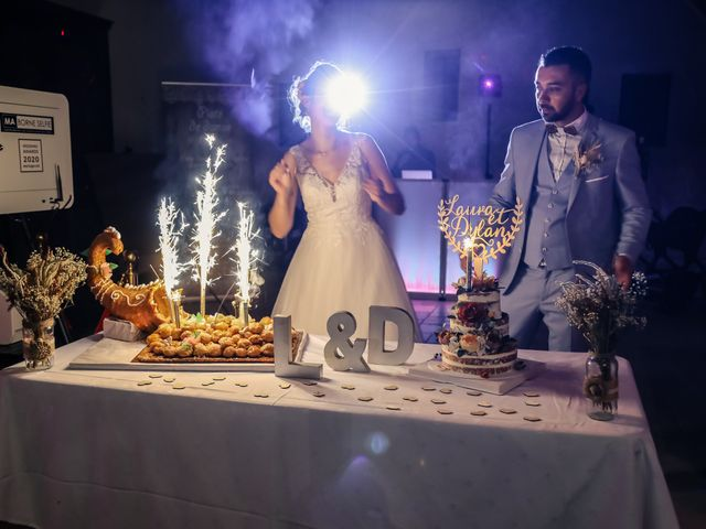 Le mariage de Dylan et Laura à Connantre, Marne 147