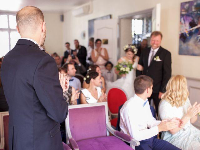 Le mariage de Michael et Lucie à Pontcarré, Seine-et-Marne 39