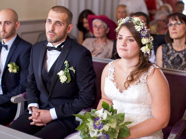 Le mariage de Michael et Lucie à Pontcarré, Seine-et-Marne 45