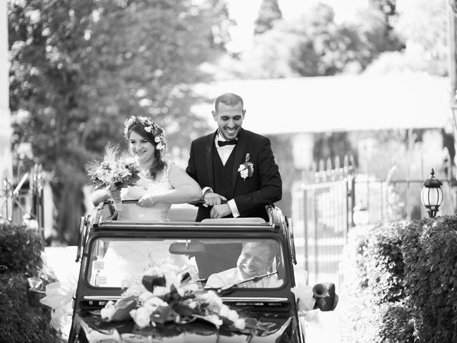 Le mariage de Michael et Lucie à Pontcarré, Seine-et-Marne 65