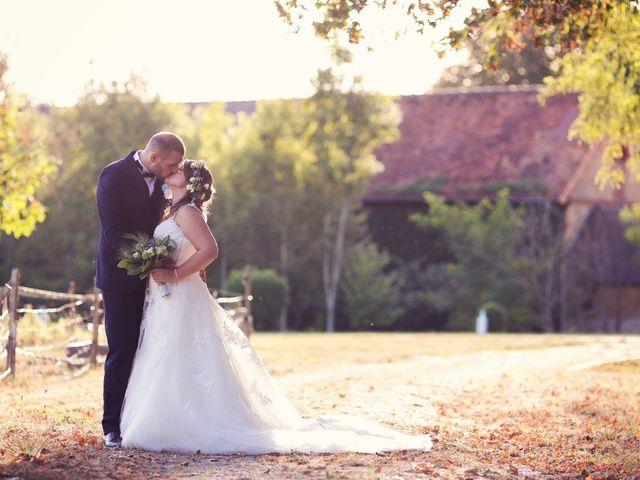 Le mariage de Michael et Lucie à Pontcarré, Seine-et-Marne 68