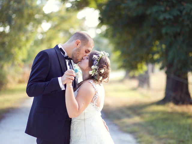 Le mariage de Michael et Lucie à Pontcarré, Seine-et-Marne 74