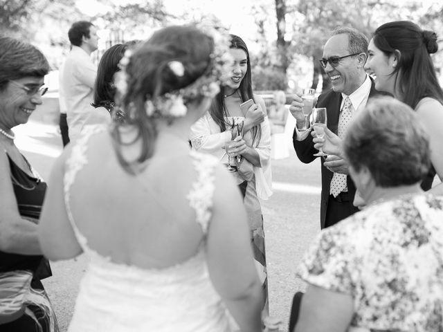 Le mariage de Michael et Lucie à Pontcarré, Seine-et-Marne 91