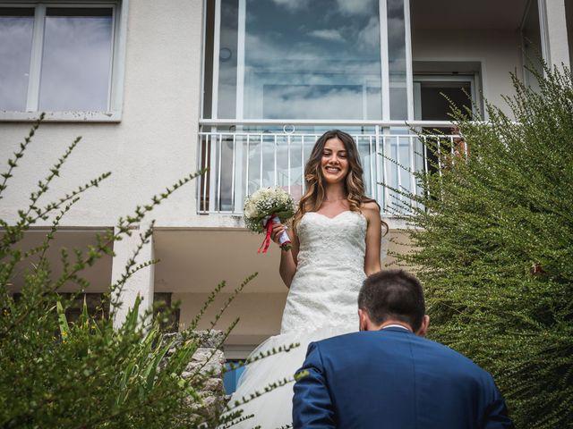 Le mariage de Nodari et Anna à Cruet, Savoie 13