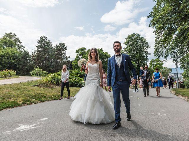 Le mariage de Nodari et Anna à Cruet, Savoie 14