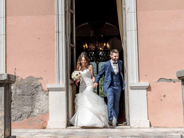 Le mariage de Nodari et Anna à Cruet, Savoie 18