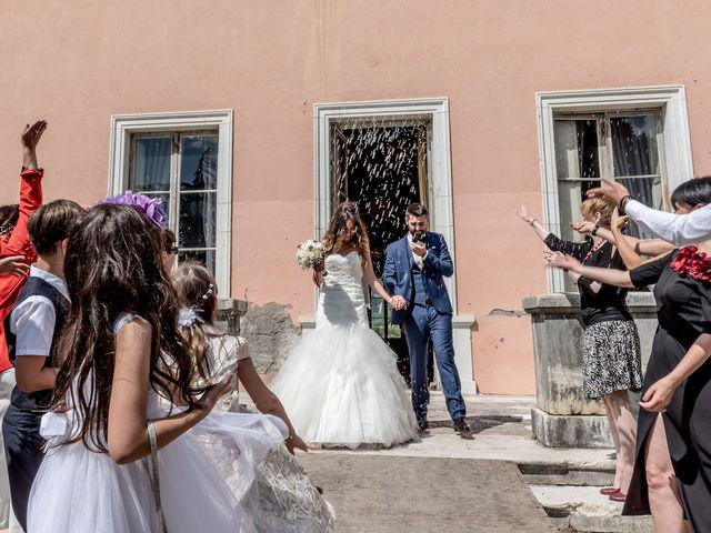 Le mariage de Nodari et Anna à Cruet, Savoie 19
