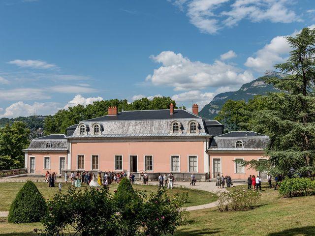 Le mariage de Nodari et Anna à Cruet, Savoie 20