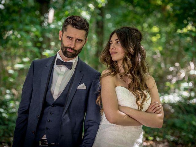 Le mariage de Nodari et Anna à Cruet, Savoie 25