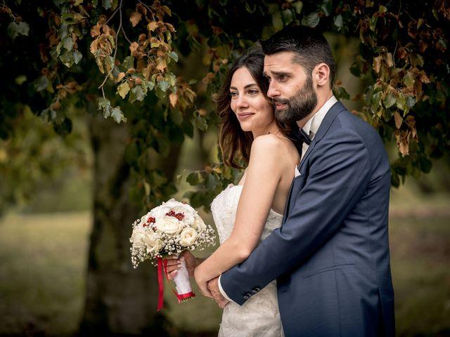 Le mariage de Nodari et Anna à Cruet, Savoie 28