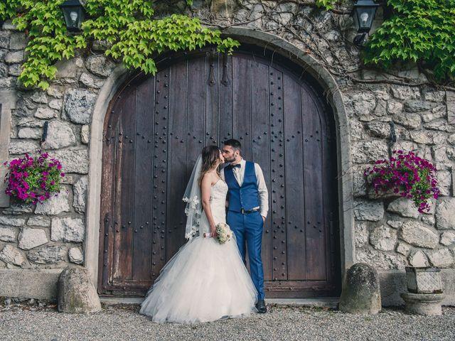 Le mariage de Nodari et Anna à Cruet, Savoie 33