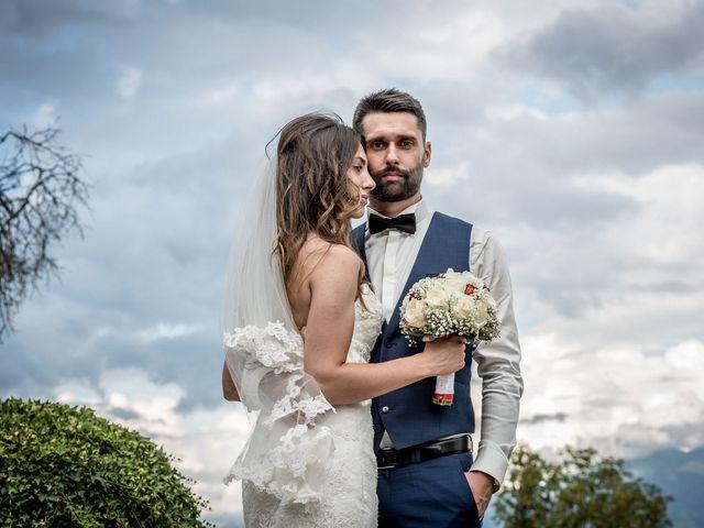 Le mariage de Anna et Nodari