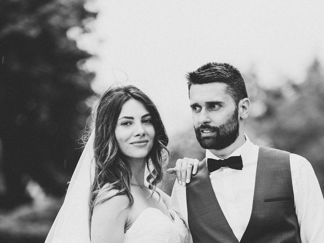 Le mariage de Nodari et Anna à Cruet, Savoie 34