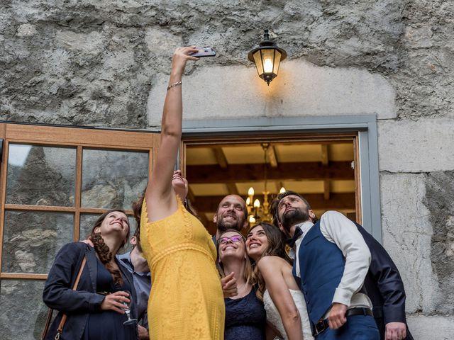 Le mariage de Nodari et Anna à Cruet, Savoie 37
