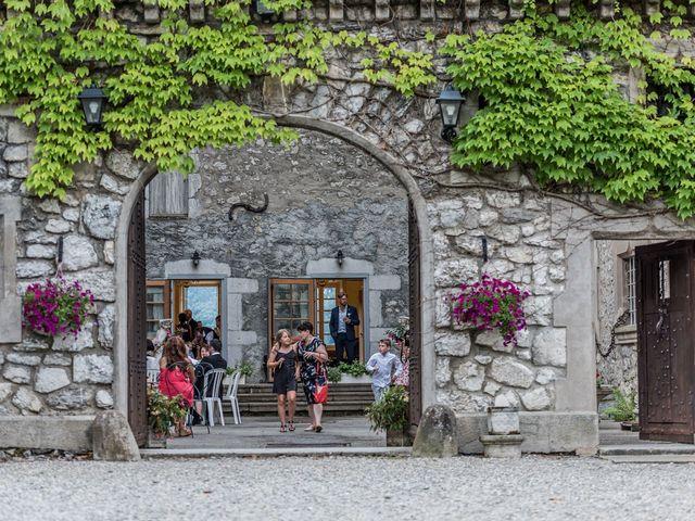 Le mariage de Nodari et Anna à Cruet, Savoie 38