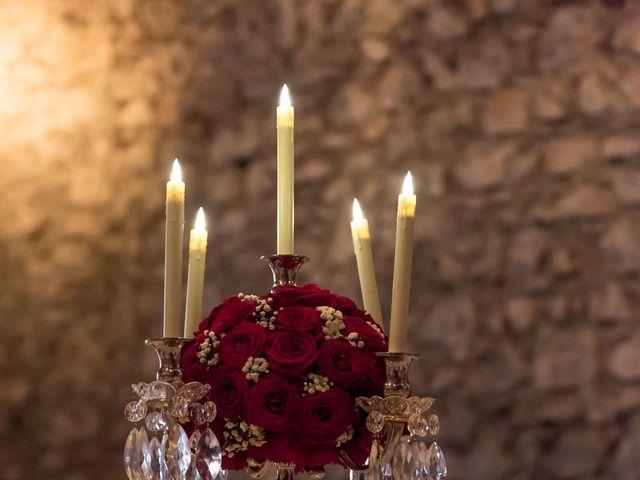 Le mariage de Nodari et Anna à Cruet, Savoie 42